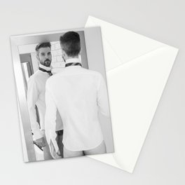 Morning Eye Contact Stationery Cards