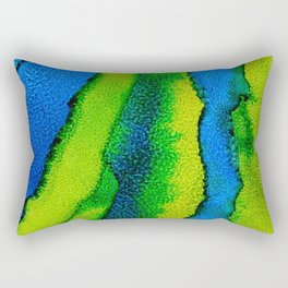 Looks like stained glass 2 Rectangular Pillow
