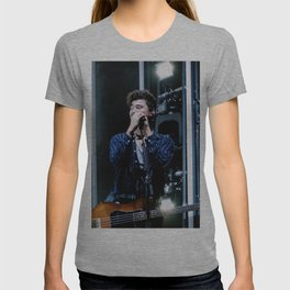 Meet You There Tour Blue T-shirt