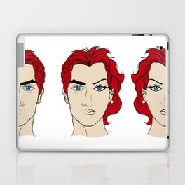 Duplicity Laptop & iPad Skin