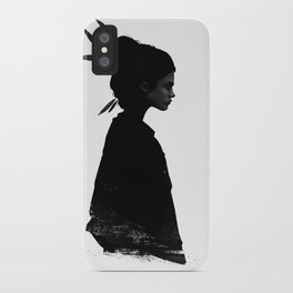 Never Never iPhone Case