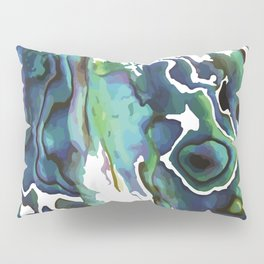 Marble Paua Pillow Sham
