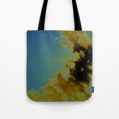 there's sulfur in the air Tote Bag