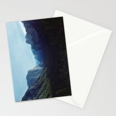 valley up Stationery Cards