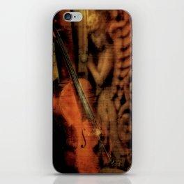 """Guardian Angel"" iPhone Skin"