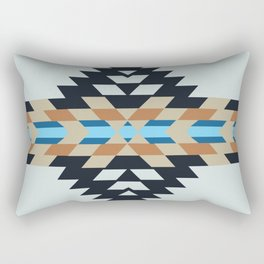American Native Pattern No. 133 Rectangular Pillow