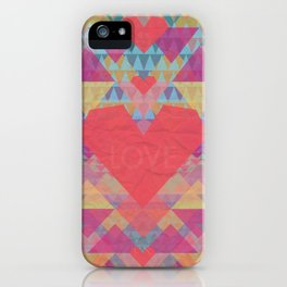 Love Me Lots iPhone Case