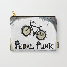 petal punk paint Carry-All Pouch