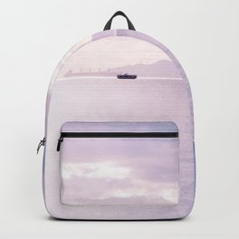 Oceanscape Vancouver  Backpack