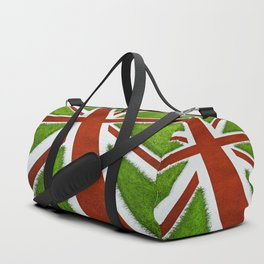 UK track and field Duffle Bag