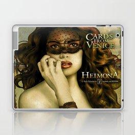 HEIMONA - CARDS FROM VENICE Laptop & iPad Skin