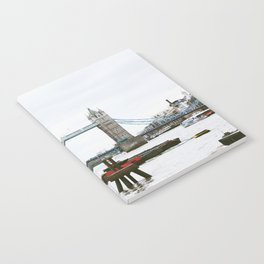 London Bridge (Ain't Falling Down) Notebook