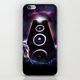 Sound Odyssey iPhone Skin