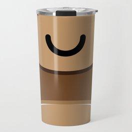 Bear xmas icon Travel Mug