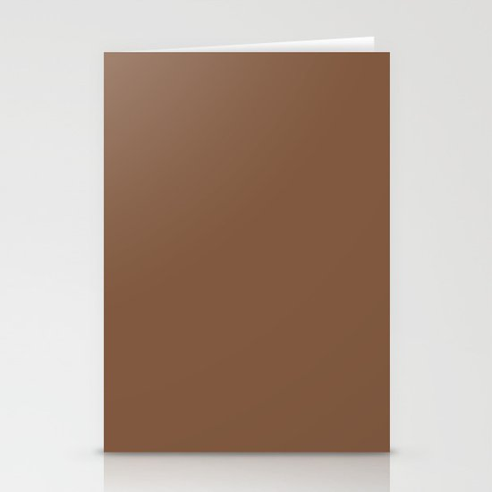 Chocolate Stationery Cards
