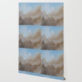 Mountain views Wallpaper