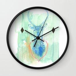 dead animal Wall Clock