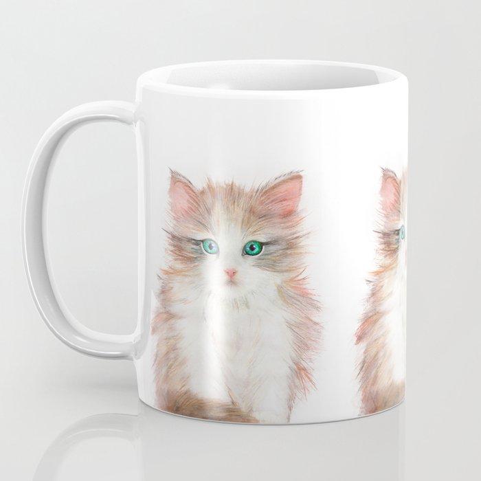 Little Kitten Coffee Mug