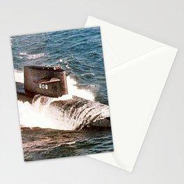 USS ETHAN ALLEN (SSBN-608) Stationery Cards