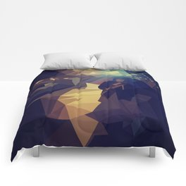 the cave Comforters