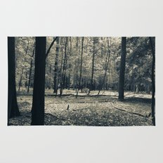 The Serene Forest Rug