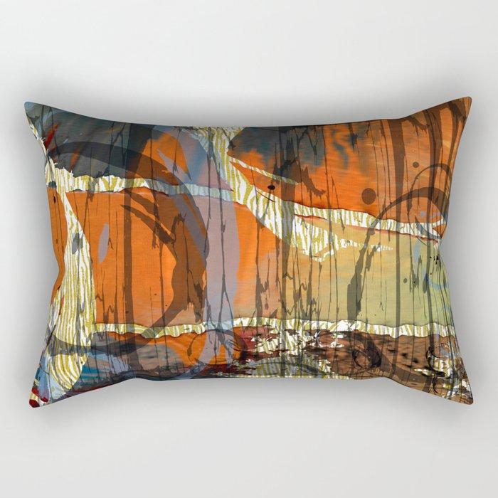 Moodswing Rectangular Pillow