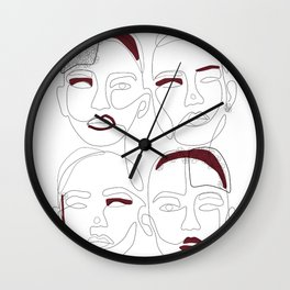 Are Unique Wall Clock