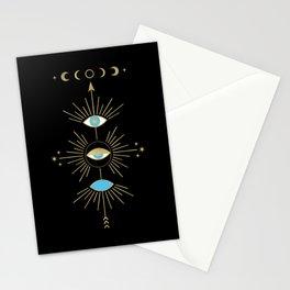 Evil Eye Totem Stationery Cards