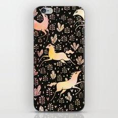 Marshmallow ponies iPhone Skin