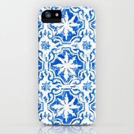Hampton blue iPhone Case