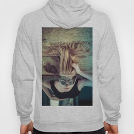 Lost in the Magic of Upside Down Hoody