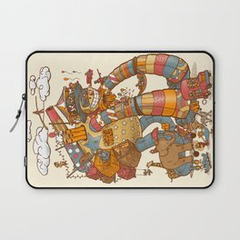 Circusbot Laptop Sleeve