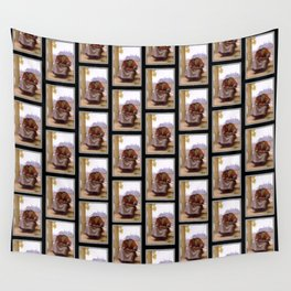 Bouguereau's Invisible Bohemian Wall Tapestry