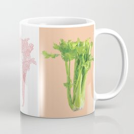 Celery Progression Coffee Mug
