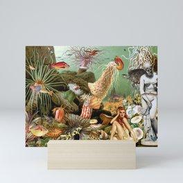 TANGAROA Mini Art Print