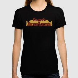 Dante's In Friendzone T-shirt