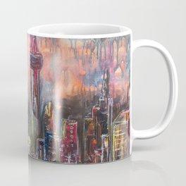 Toronto At Night Coffee Mug