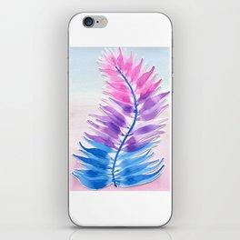 Bi Fern iPhone Skin
