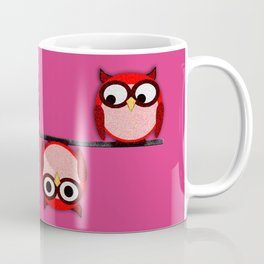 Another perspective for the owl Coffee Mug