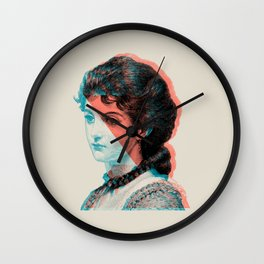 Splitsecondfeeling Wall Clock