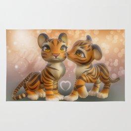 Tiger Kiss Rug