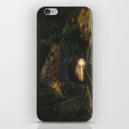 Rainier Tunnel iPhone Skin