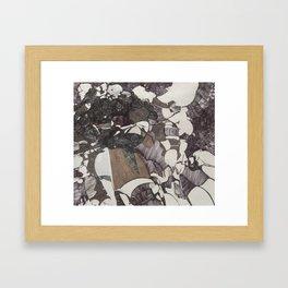 death guide Framed Art Print