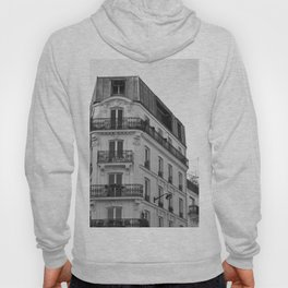 Cityscape Paris Hoody