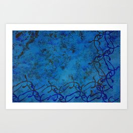 Oceana II Art Print