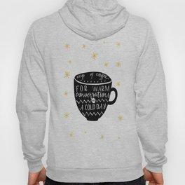 Winter Coffee Hoody