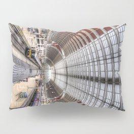 Paddington Station London Pillow Sham