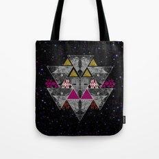 Galaxy trance  Tote Bag
