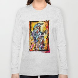 The Beautiful Bird Is The One Who Gets Caged Long Sleeve T-shirt