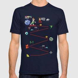 Do a Barrel Roll (Star Fox / Donkey Kong parody) T-shirt